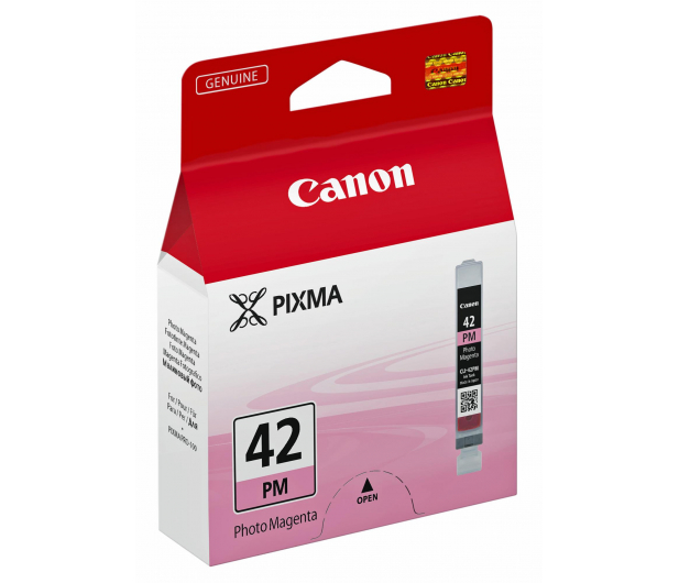 Canon CLI-42PM foto magenta (do 169 zdjęć) - 203209 - zdjęcie
