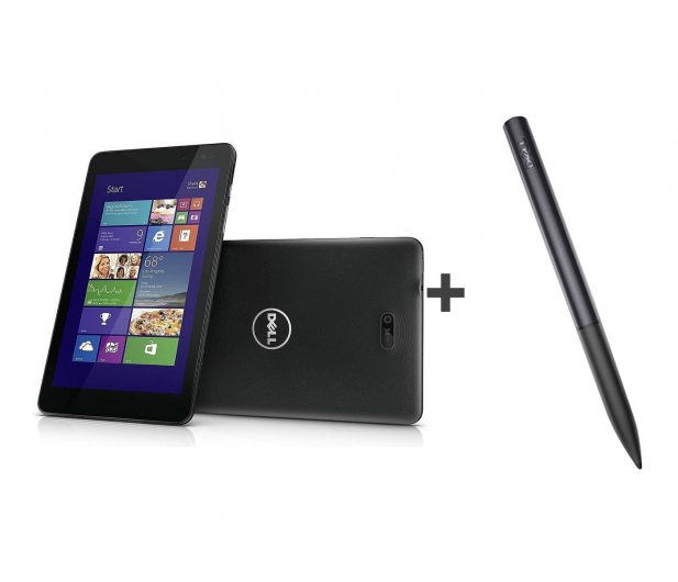 Dell Venue 8 Pro Z3740D/2GB/64/Win8 3G+RYSIK STYLUS - 203468 - zdjęcie