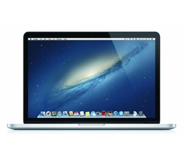 Podłączenie MacBooka Pro do projektora