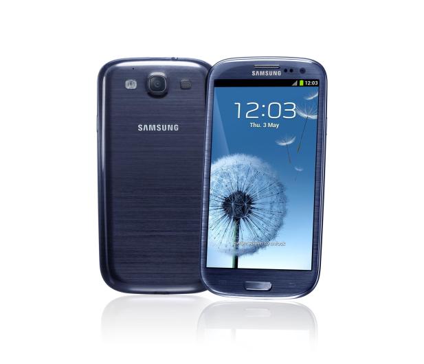 Samsung Galaxy S3 I9300 niebieski - 81322 - zdjęcie