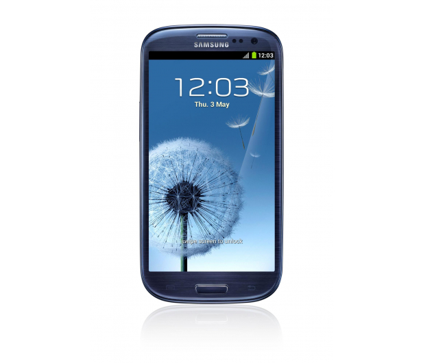 Samsung Galaxy S3 I9300 niebieski - 81322 - zdjęcie 2