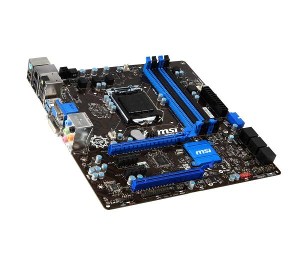 MSI B85M-G43 (B85 2xPCI-E DDR3) - 151926 - zdjęcie 2