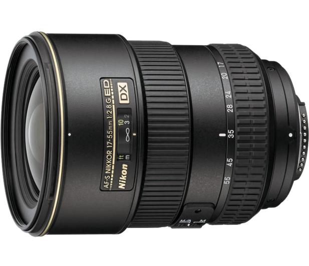 Nikon Nikkor AF-S 17-55mm f/2.8G IF ED  - 202255 - zdjęcie