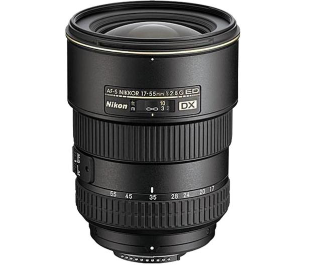 Nikon Nikkor AF-S 17-55mm f/2.8G IF ED  - 202255 - zdjęcie 2