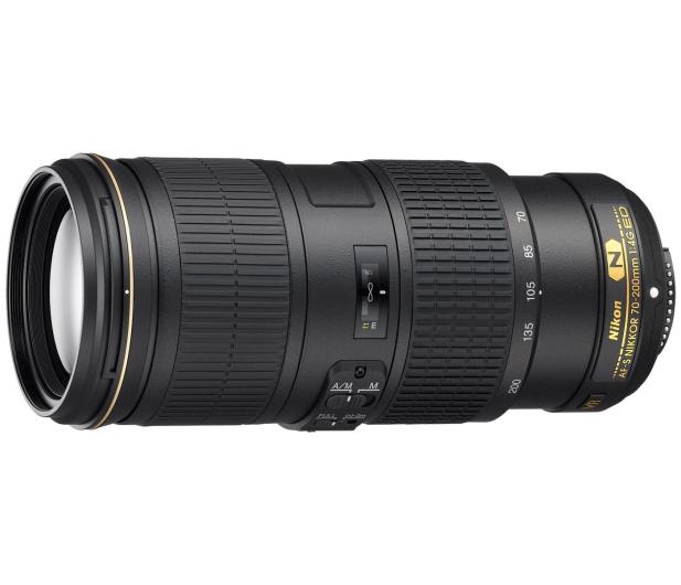 Nikon Nikkor AF-S 70-200mm f/4G ED VR - 202262 - zdjęcie