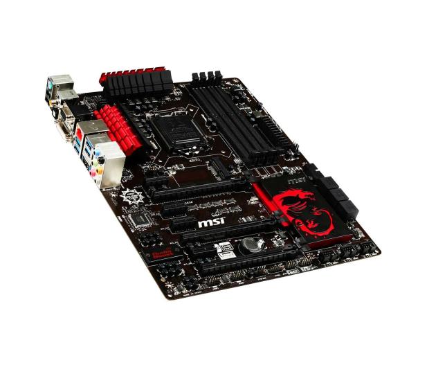 MSI Z87-G45 GAMING (Z87 3xPCI-E DDR3) - 150935 - zdjęcie