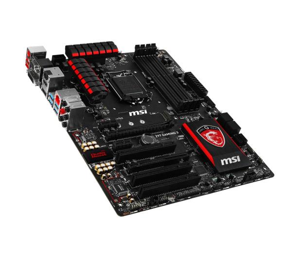 MSI Z97 GAMING 3 (Z97 2xPCI-E DDR3) - 186013 - zdjęcie 2