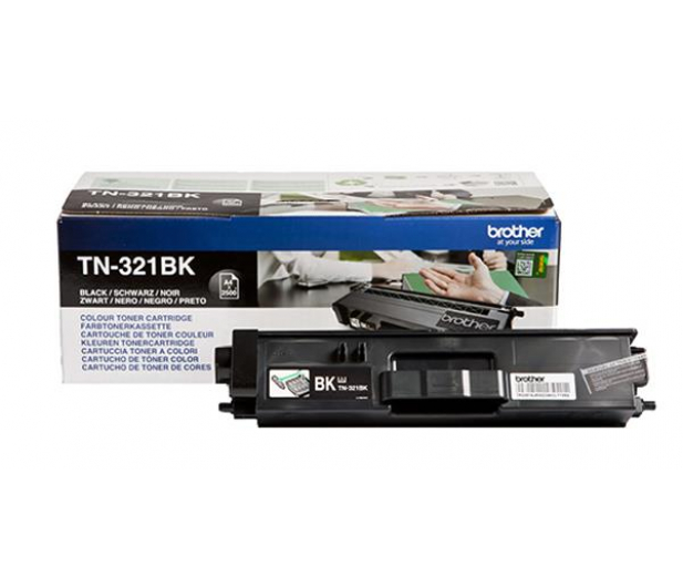 Brother TN321BK black 2500str - 205177 - zdjęcie