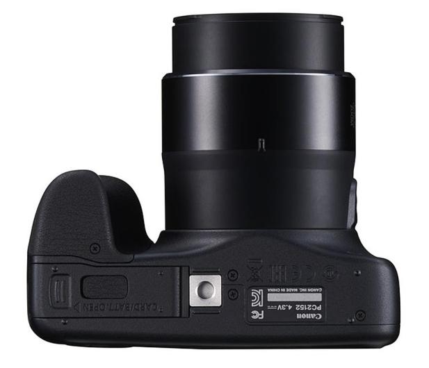 Canon PowerShot SX520 HS Czarny   - 204380 - zdjęcie 6