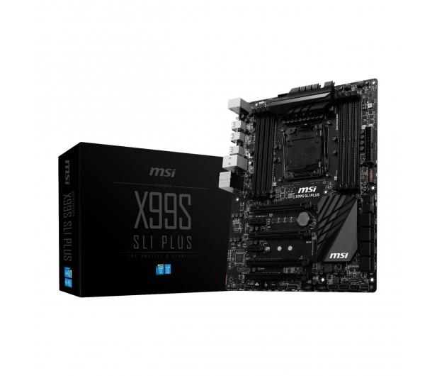 MSI X99S SLI PLUS (X99 4xPCI-E DDR4) - 206952 - zdjęcie