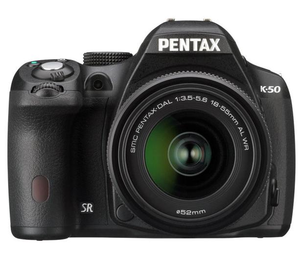 Pentax K-50 Black + DAL 18-55WR + 50-200WR - 241016 - zdjęcie 5