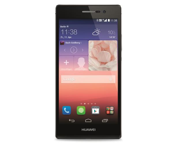 Huawei Ascend P7 czarny - 186127 - zdjęcie