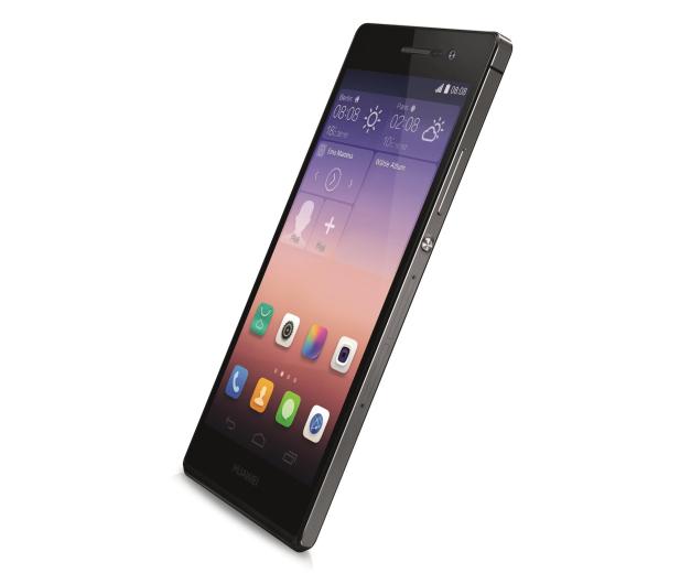 Huawei Ascend P7 czarny - 186127 - zdjęcie 4