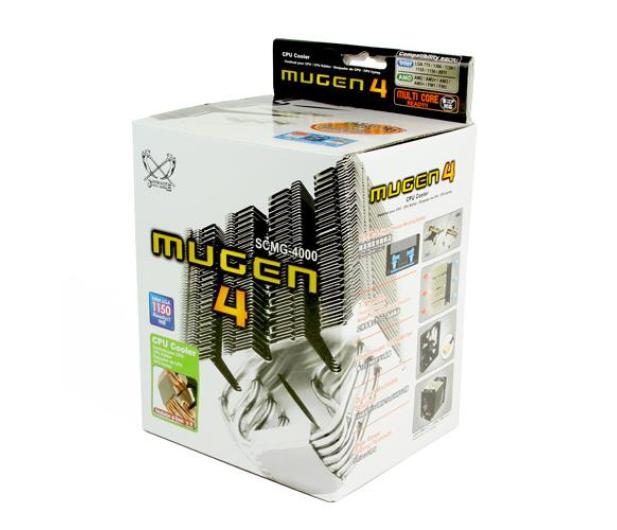 Scythe Mugen 4 (1150 1155 1156 2011 AM2+ AM3+ FM1 FM2) - 152716 - zdjęcie 5