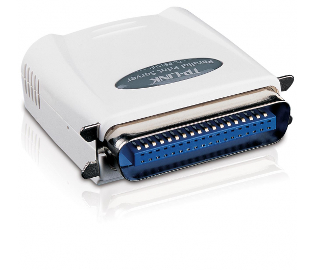 TP-Link TL-PS110P (1xLPT/36 pin, 1xRJ-45) - 200764 - zdjęcie 2