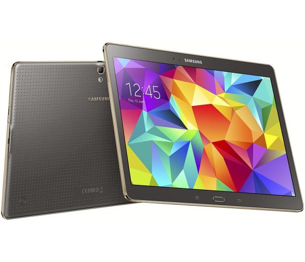 Samsung Galaxy Tab S 10.5 AMOLED T805 QC/16G LTE brązowy - 190152 - zdjęcie
