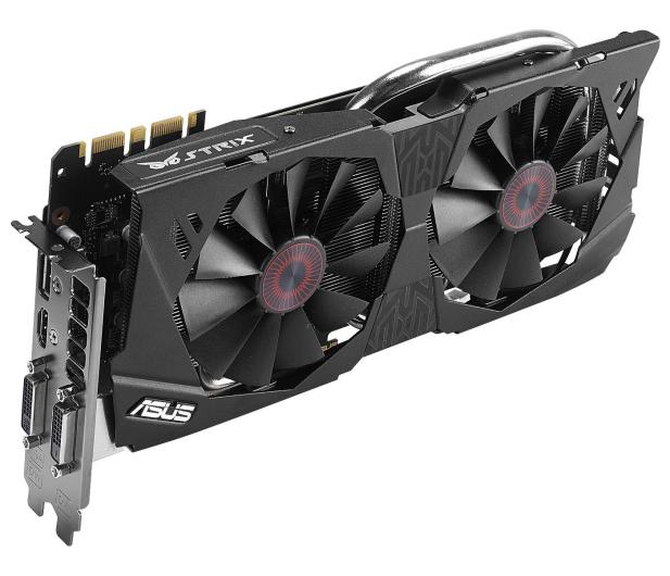 ASUS GeForce GTX 970 4096MB 256bit DirectCu II Strix OC - 208786 - zdjęcie 3
