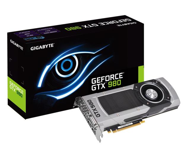 Gigabyte GeForce GTX980 4096MB 256bit  - 208626 - zdjęcie