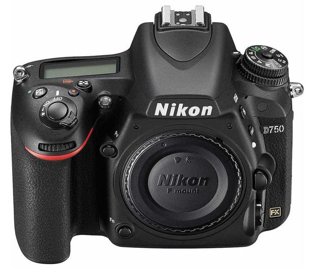 Nikon D750 czarny + AF-S 24-85 - 246168 - zdjęcie 2