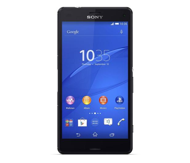 Sony Xperia Z3 Compact czarny - 209427 - zdjęcie 2