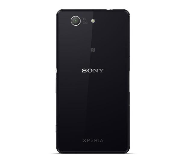 Sony Xperia Z3 Compact czarny - 209427 - zdjęcie 3