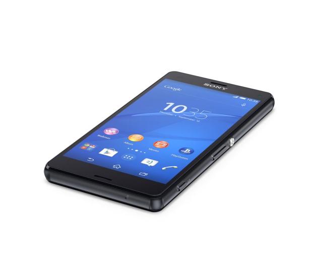 Sony Xperia Z3 Compact czarny - 209427 - zdjęcie 5