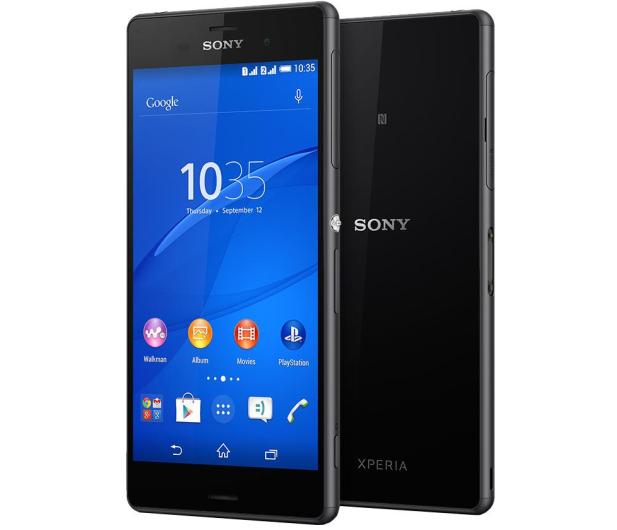 Sony Xperia Z3 Dual SIM czarny - 209433 - zdjęcie