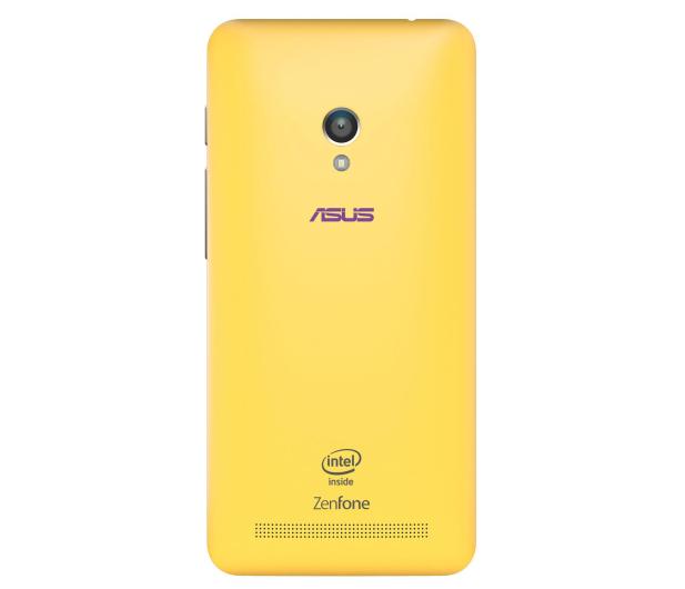 ASUS Zenfone 4 Z2520/1GB/8GB IPS Android 4.4 Żółty - 209944 - zdjęcie 7