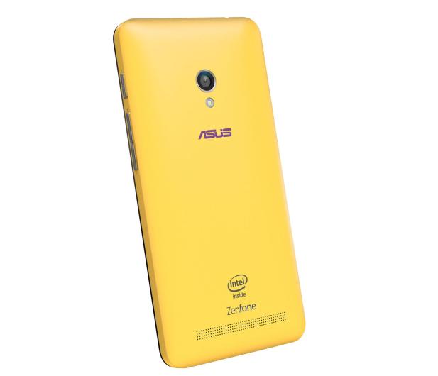 ASUS Zenfone 4 Z2520/1GB/8GB IPS Android 4.4 Żółty - 209944 - zdjęcie 2