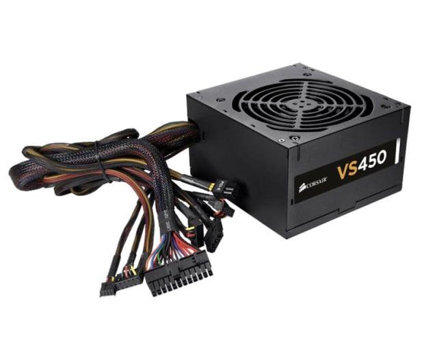 Corsair VS450 450W 80PLUS BOX - 206807 - zdjęcie 2