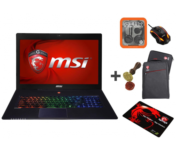 MSI GS70 Stealth i7-4700HQ/8GB/1000 GTX860M - 181294 - zdjęcie