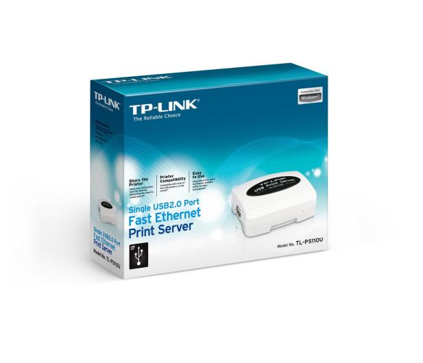 TP-Link TL-PS110U (1xUSB, 1xRJ-45) - 171241 - zdjęcie 4