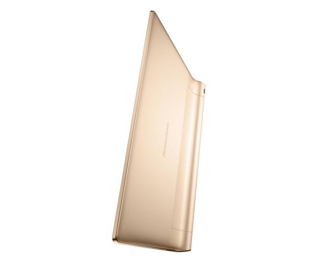 Lenovo Yoga Tablet B8080 QS400/2048/16/4.3 FHD złoty 3G - 204133 - zdjęcie 2