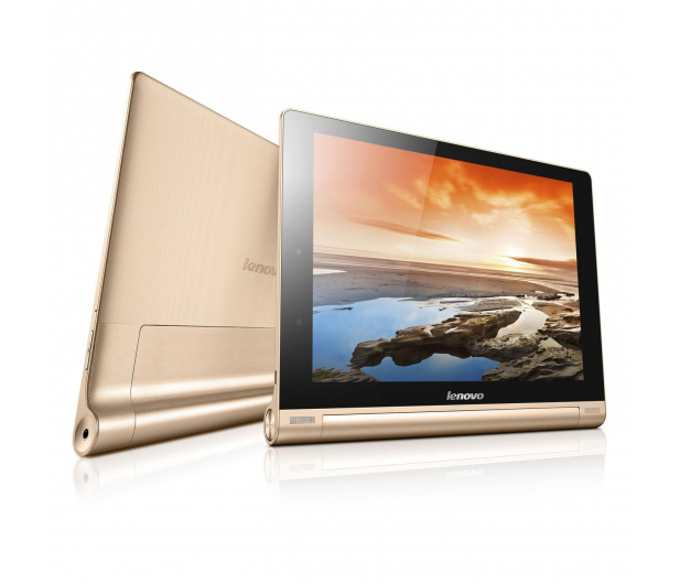 Lenovo Yoga Tablet B8080 QS400/2048/16/4.3 FHD złoty 3G - 204133 - zdjęcie
