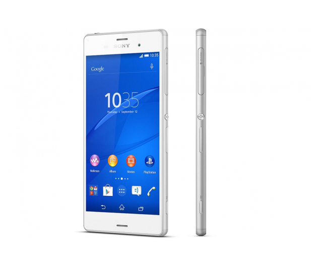 Sony Xperia Z3 Dual SIM biały - 209432 - zdjęcie 3