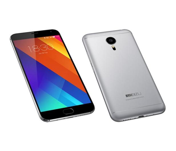 Meizu MX5 16GB Dual SIM LTE szary - 261581 - zdjęcie 2