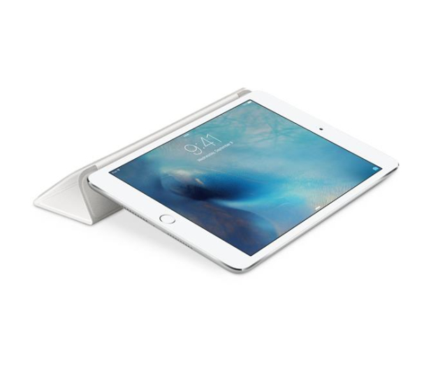 Apple Smart Cover do iPad mini (4 gen.) (5 gen.) White - 264607 - zdjęcie 4