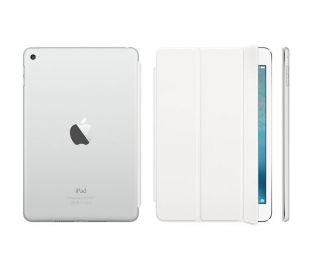 Apple Smart Cover do iPad mini (4 gen.) (5 gen.) White - 264607 - zdjęcie 5
