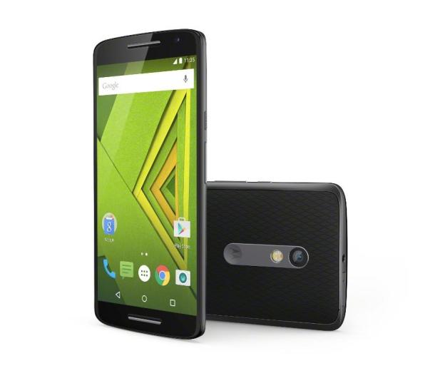 Lenovo Moto X Play 2/16GB czarny - 256515 - zdjęcie