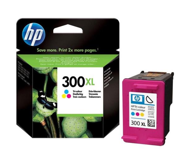 HP 300XL CC644EE color 440str. - 38235 - zdjęcie