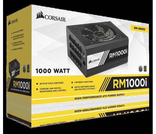 Corsair RM1000i 1000W Gold BOX - 247946 - zdjęcie 7