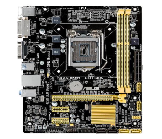 ASUS B85M-K (PCI-E DDR3) - 265689 - zdjęcie 2