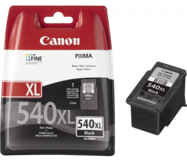 Canon PG-540XL black 600str. 5222B005 - 120453 - zdjęcie