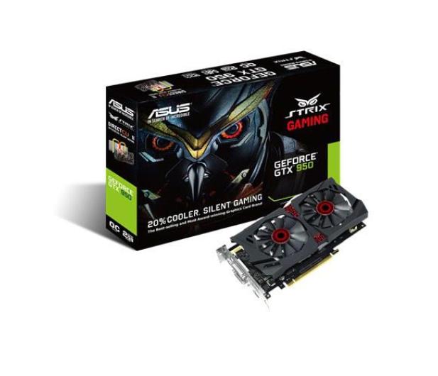 ASUS GeForce GTX 950 2048MB 128bit DirectCu II Strix - 266090 - zdjęcie