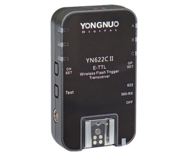 Yongnuo Wyzwalacz 2 szt. YN-622C II - 265193 - zdjęcie