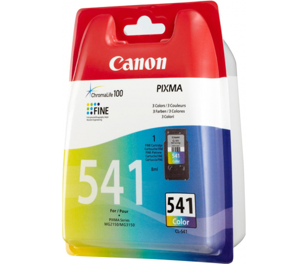 Canon CL-541 kolor 180str. (5227B005) - 76588 - zdjęcie 3