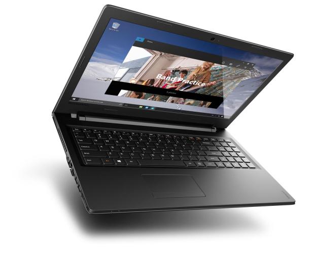 Lenovo Ideapad 100 i5-5200U/4GB/120/DVD-RW  - 287167 - zdjęcie 7