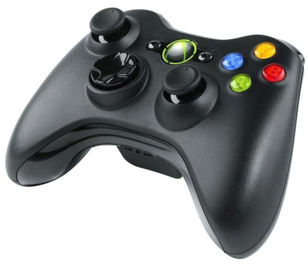 Microsoft Pad XBOX 360 Wireless Controller (Win & XBOX) - 61735 - zdjęcie 2