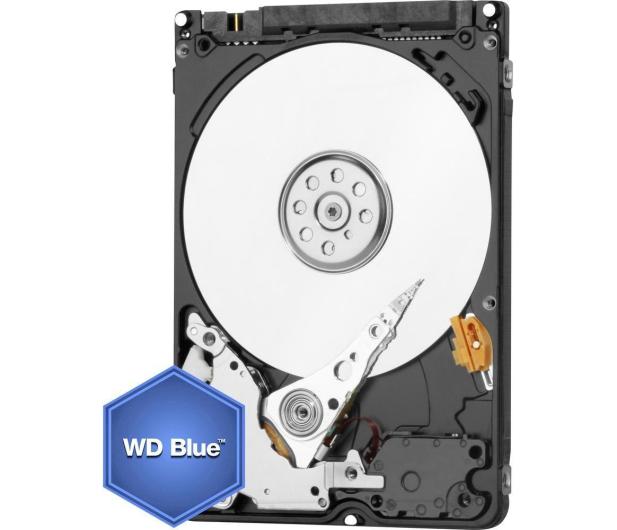 WD 2TB 5400obr. 8MB Blue - 254262 - zdjęcie 2