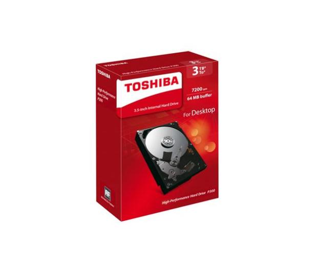 Toshiba P300 3TB 7200obr. 64MB  - 256545 - zdjęcie 4